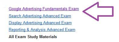 Google AdWords Exams - White Shark Media Blog
