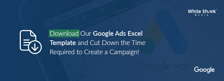 Download our improved template and cut down the time required to create a campaign!