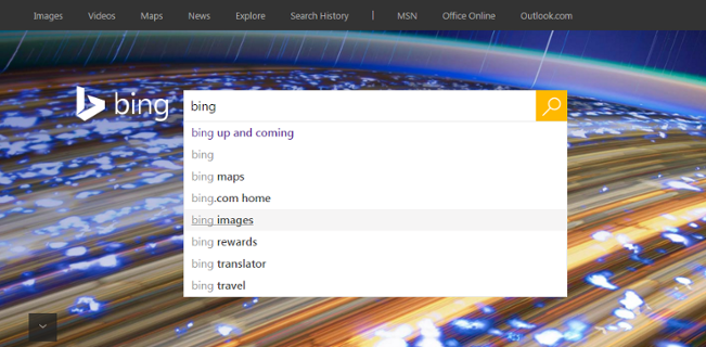 Bing's Autocomplete Suggestions - White Shark Media