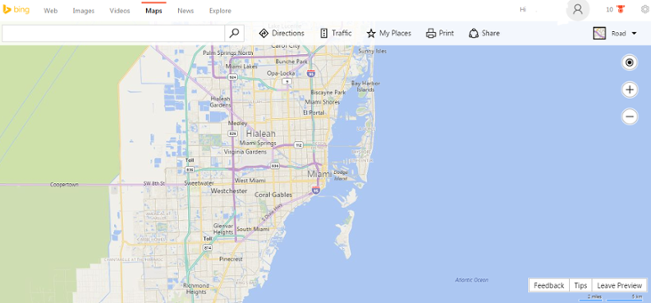 The Re-birth of Bing Maps - White Shark Media