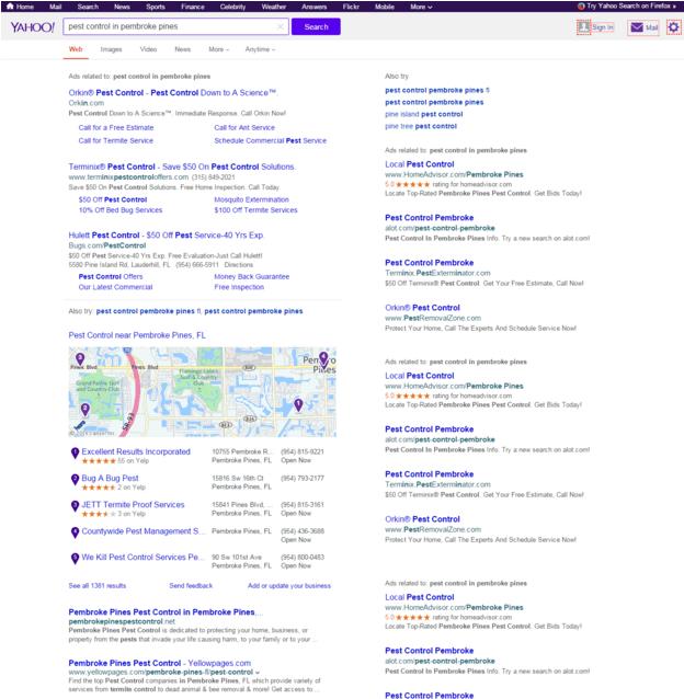 Yahoo Search Engine - White Shark Media Blog
