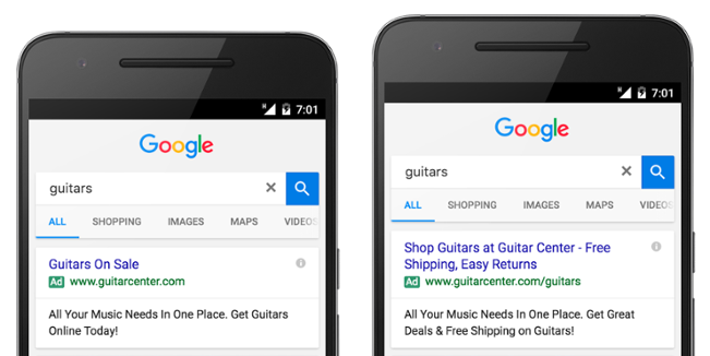 Expanded Text Ads in Google AdWords - White Shark Media Blog
