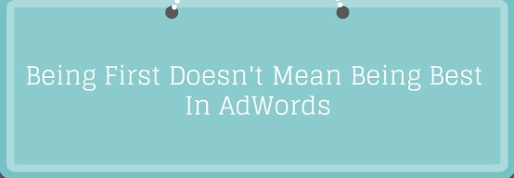 adwords limited budget 1