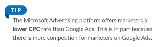 Before you bid on google ads lets review the basics of microsoft advertising campaigns 2