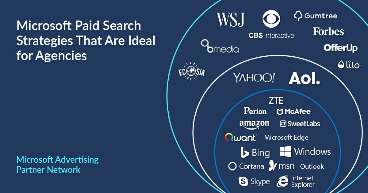 Microsoft Paid Search Strategies That Are Ideal for Agencies FACEBOOK 1